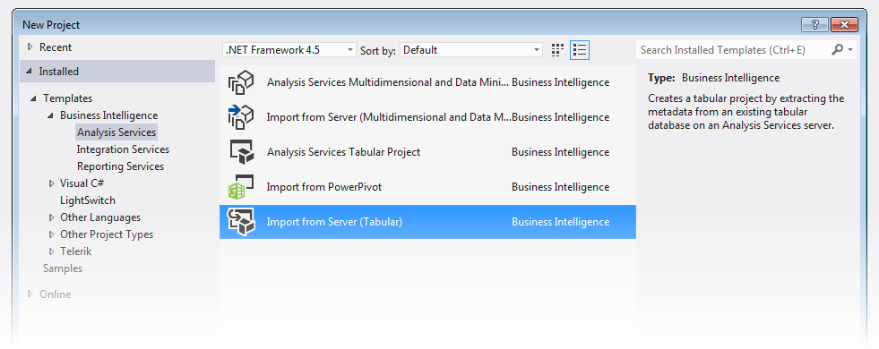 vs tab project error fix
